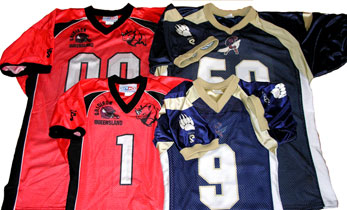 Adult & Youth Custom American Football Jerseys