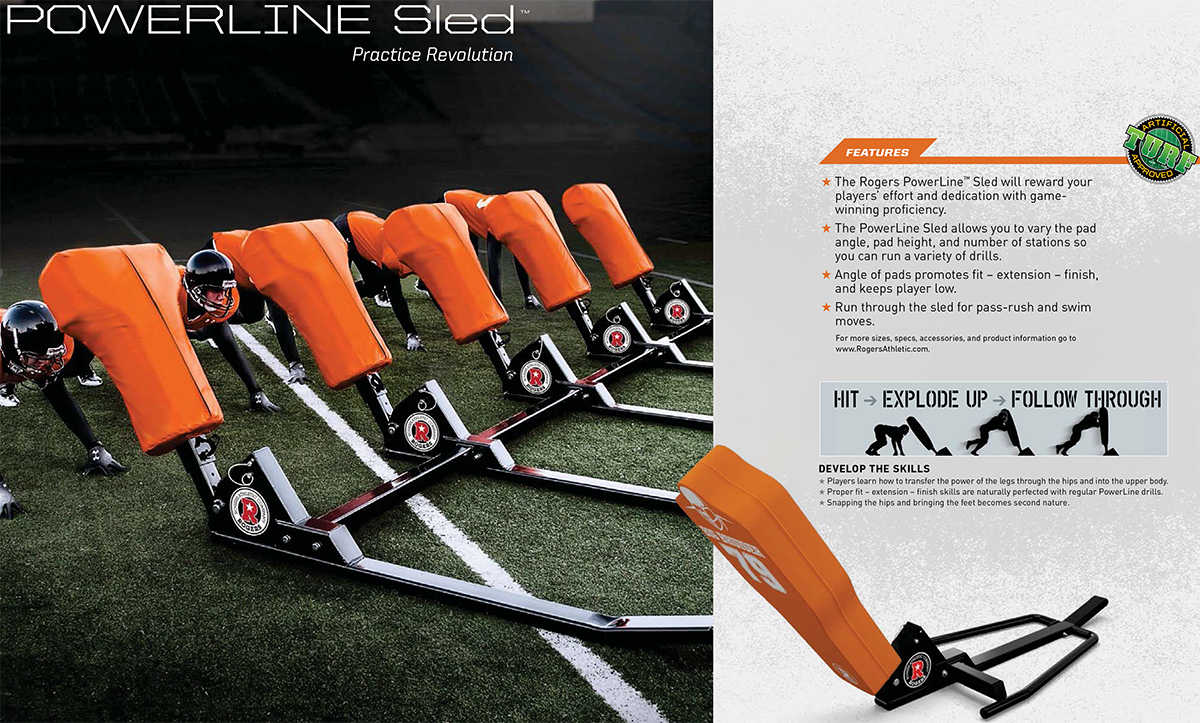 Powerline Sleds